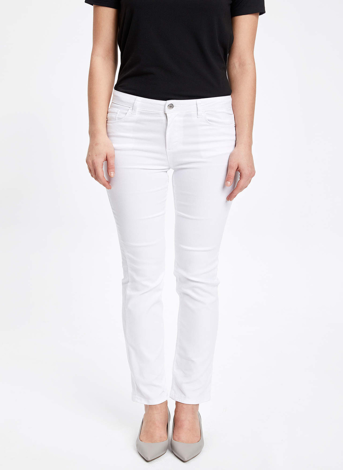 Defacto Carmela Straight Fit Pantolon J8754az19spwt34pantolon – 49.99 TL